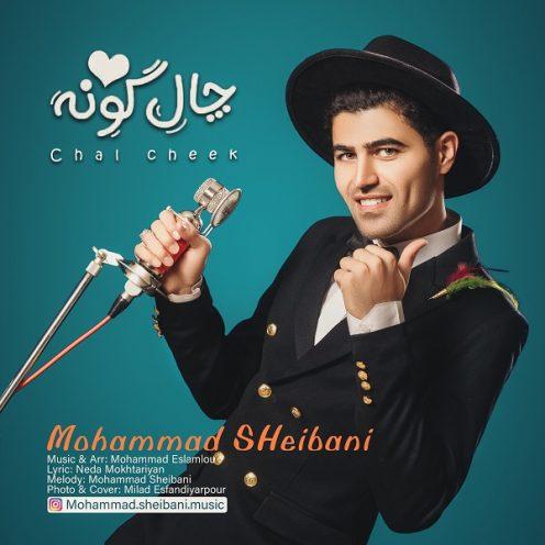 دانلود موزیک جدید محمد شیبانی چال گونه