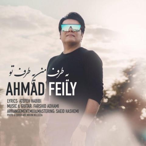دانلود موزیک جدید احمد فیلی یه طرف من یه طرف تو