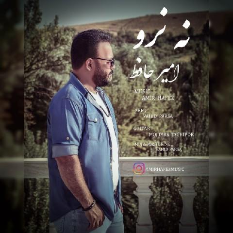 دانلود موزیک جدید امیر حافظ نه نرو