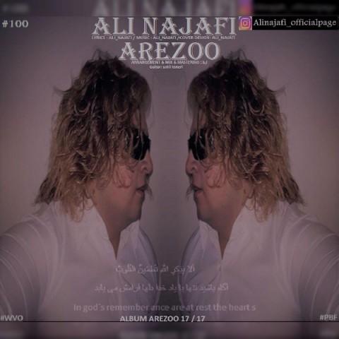 دانلود موزیک جدید علی نجفی آرزو