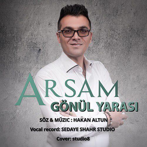 دانلود موزیک جدید آرسام گونول یاراسی